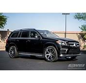 2014 Mercedes Benz GLS/GL Class With 22 Giovanna Andros