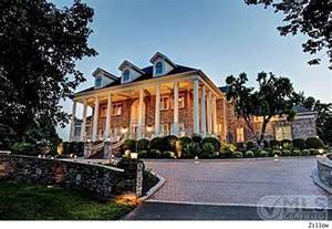 Tennessee House The Late George Jones Tennessee Home Up For Sale At 8