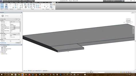 revit tutorial floor revit tutorial sloped floor youtube