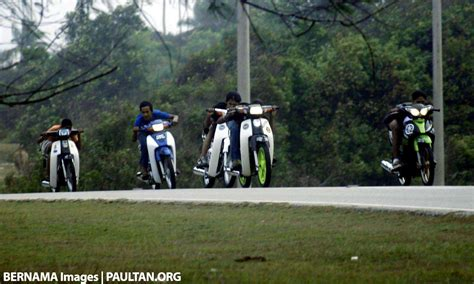 Mat Rempit Kl by Racing May Lead To And Continued Racing