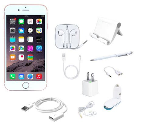 apple iphone 6s plus 16gb unlocked smartphone w accessories page 1 qvc