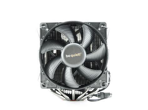 Cooler Cpu Fan Bequet Rock Pro3 Dual Fan be rock pro 3 cpu cooler review