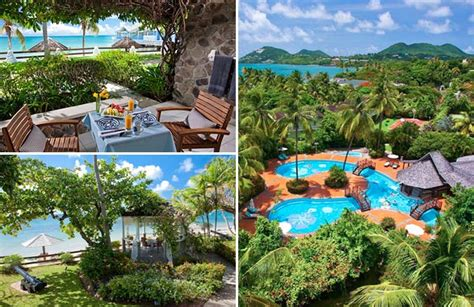 st lucia all inclusive sandals halcyon all inclusive st lucian resort vacation