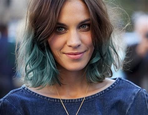 dip dye bob 17 best images about dip dye balayage flashes of colour