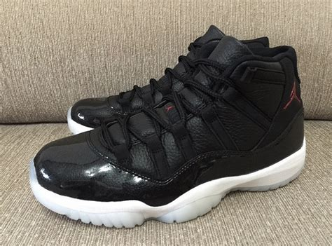 images of christmas jordans up close with the 2015 christmas air jordan 11 release