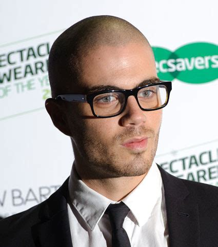 Calend Capilar Ding Dong Hi Max George Looking Fit In Your Glasses