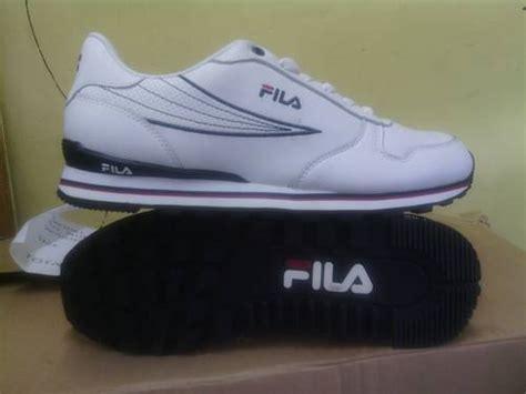 Sepatu Merk Fila dinomarket pasardino sold sepatu fila kets original
