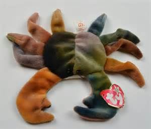 collectible retired ty the beanie babies collection claude