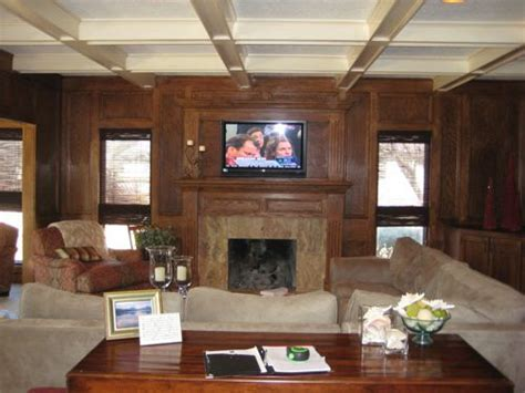 wood paneling makeover ideas 19 best images about before after wood paneling on