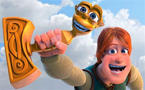 film thor cartoon cartoon movie picks announced animation magazine