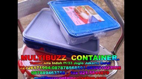 Keranjang Plastik Kotak lunch box katering box keranjang plastik kotak katering makan siang
