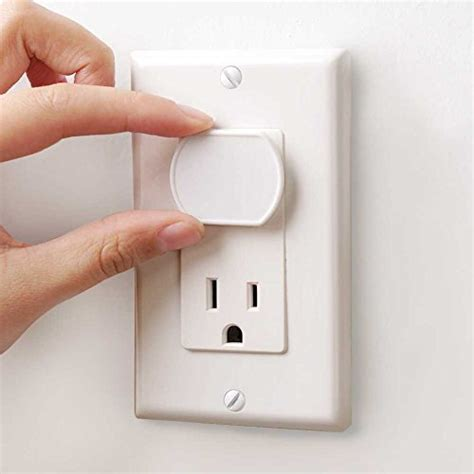 how to cap electrical outlet baby mate 12 24 pcs safety electrical outlet covers
