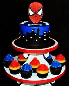 Share spiderman cake ideas via photos of your homemade creations