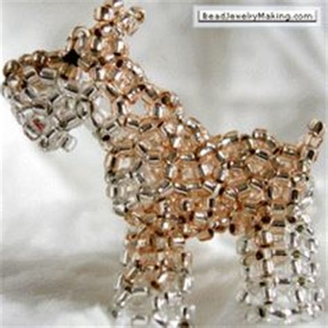 3d beaded animals tutorial animals pets on crochet cats cat pattern and