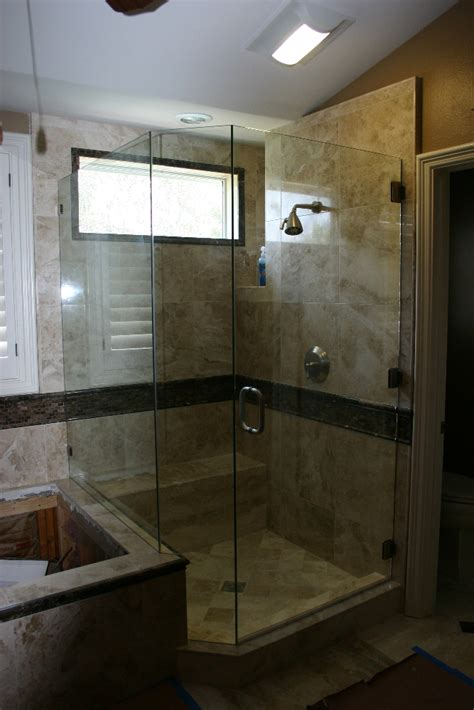 Showers At Lax by Custom Frameless Shower Doors Los Angeles Louisiana