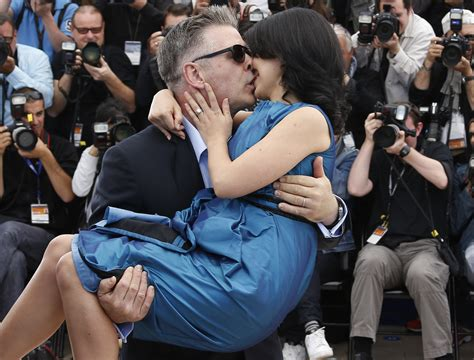 Alec Baldwin Wants To Straighten Out His 11 Year by Alec Baldwin Hilaria Awkward At