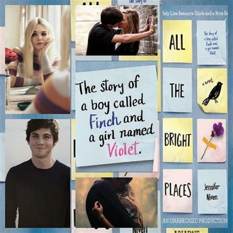 coldplay quotes goodreads all the bright places by jennifer niven reviews