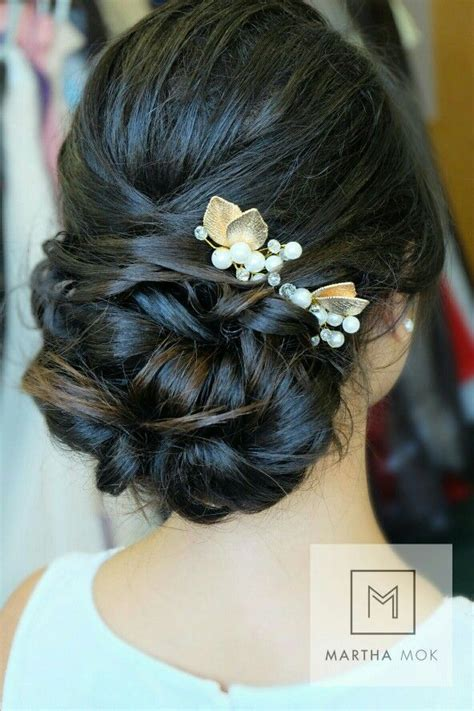 updo for thick neck 25 best ideas about asian bridal hair on pinterest