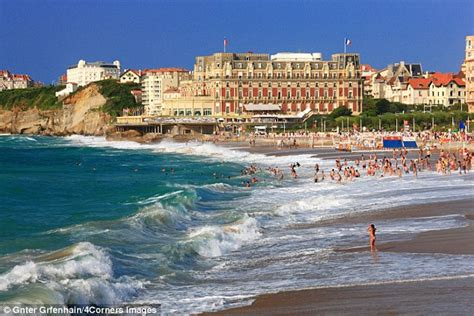 best hotel in biarritz andrew yates reviews the hotel du palais in biarritz