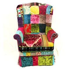 Patchwork Covered Chairs - patchwork covered furniture patchwork furniture