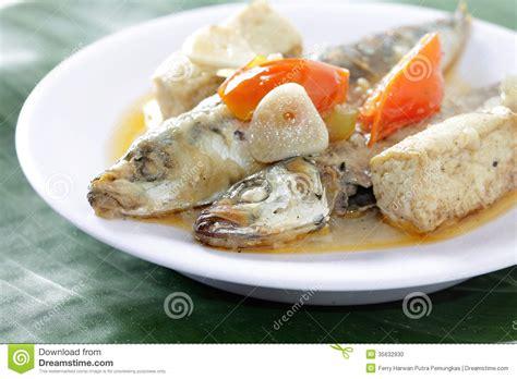boiled fish dishes stock photo image 35632930