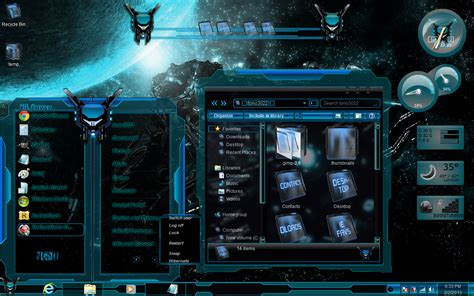 icon themes for windows 7 windows 7 themes aqua glass by newthemes on deviantart