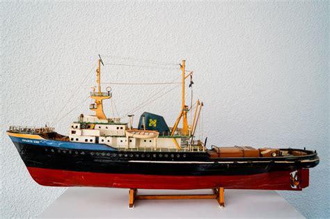 sleepboot zwarte zee 4 schaalmodel zeesleper de zwarte zee smit catawiki