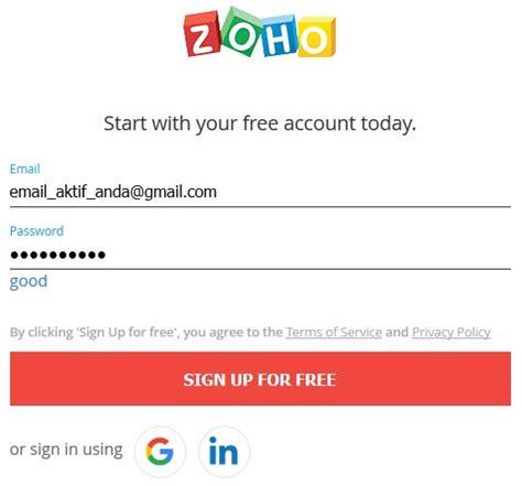 membuat blog gratis dengan domain sendiri com cara membuat email dengan domain sendiri melalui zoho mail