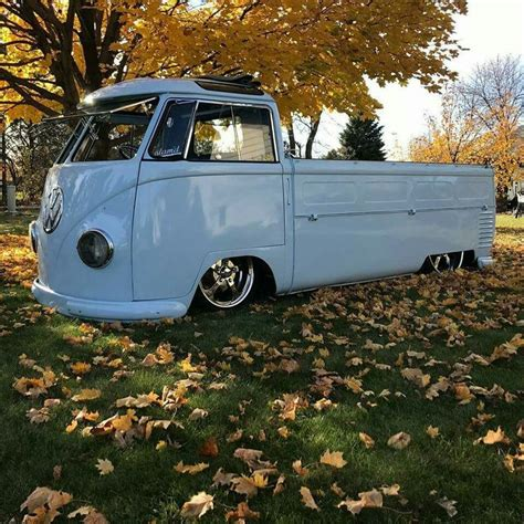 volkswagen truck slammed 891 best images about cool vw cabs on tow