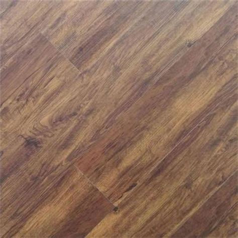 peel and stick plank flooring trafficmaster 5 15 in x 36 in espresso natural oak peel
