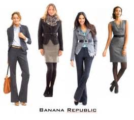 Some good examples of business casual for women