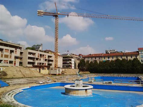 piscine porta romana porta romana partiti i lavori alla piscina