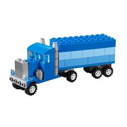 Lego Truck Truck Booklets Building Classic Lego