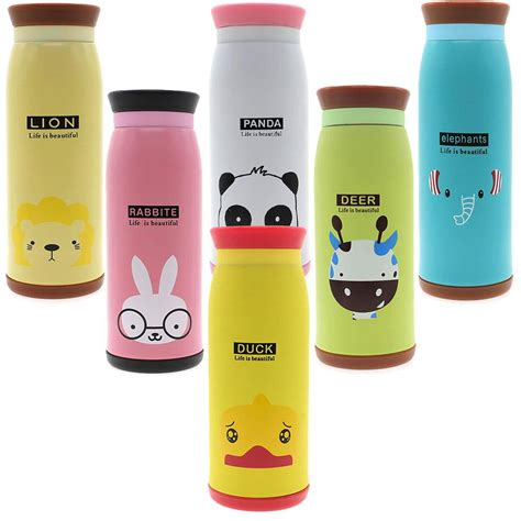Termos Animal Termos Karakter T1310 termos karakter animal 500ml thermos animal anak air panasdingin 500ml shopee indonesia