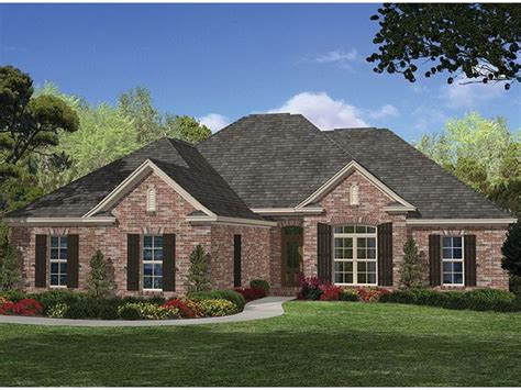 Traditional Ranch Style House Plans by Ranch House Plan Traditional Ranch With Pleasing