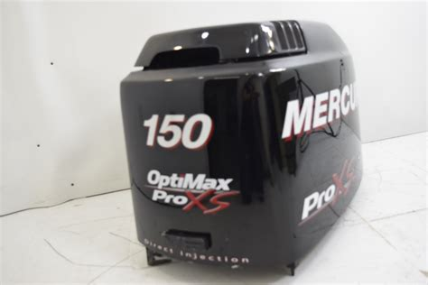 Cover Motor mercury optimax pro xs top cowling cover 150 175 hp