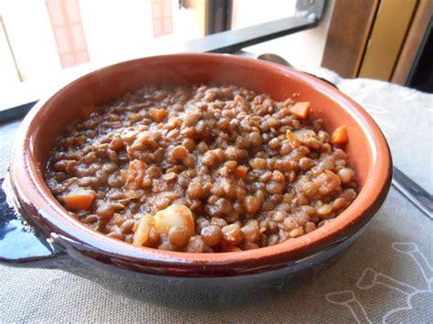 cucinare lenticchie secche senza ammollo lenticchie al pomodoro