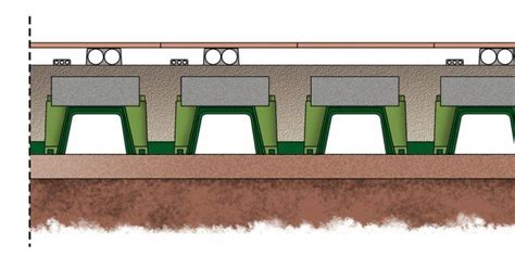isolare il pavimento vespaio aerato per isolare il pavimento piano terra