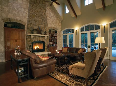house plans with vaulted great room prairie style floor plan great room photo 01 plan 111s