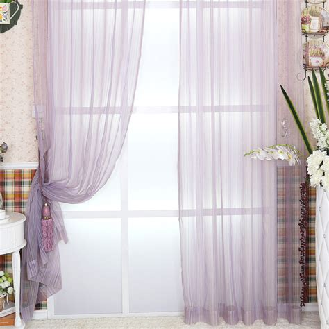 romantic curtains bedroom romantic purple bedroom striped purple sheer curtains