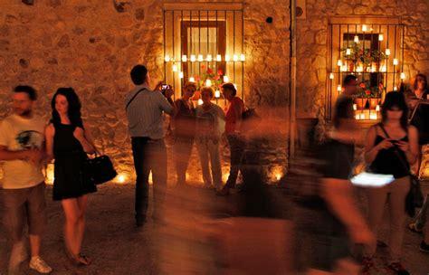 8 la noche de la noche de las velas de pedraza
