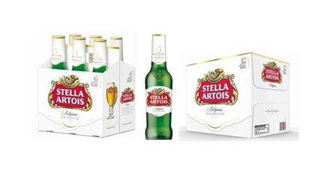 Recycling Competition At Stella Artois by New Streamlined Design For Stella Artois