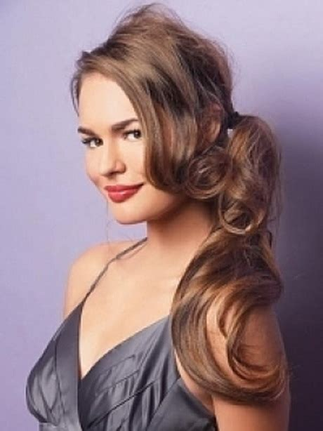 down hairstyles for night out night out hairstyles for long hair