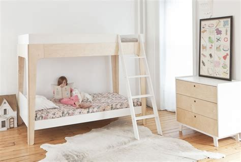oeuf bunk bed the best bunk beds for kids oeuf perch bunk beds