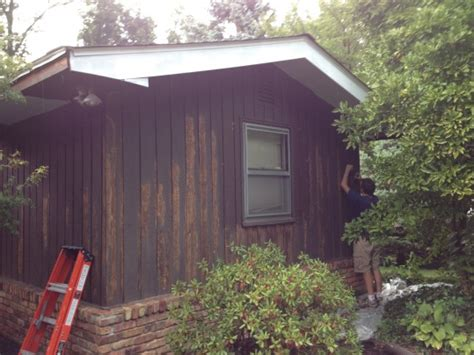 how to paint wood siding on a house painting cedar siding sanding the paint and wood painting diy chatroom home improvement forum