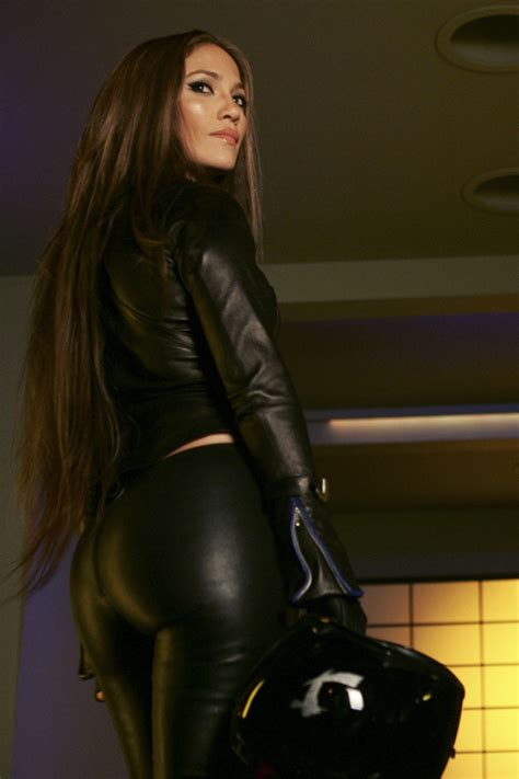 Jlo Takes It Easy by Leather Fashions Leather