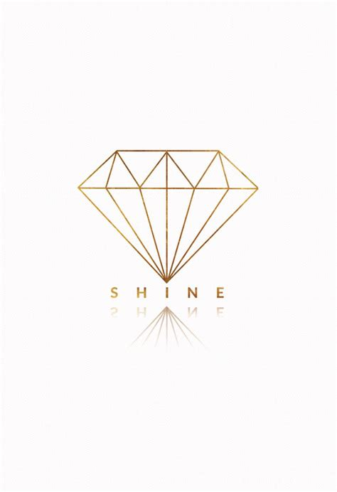 diamond pattern logo amanda inez free shine bright like a diamond wallpapers