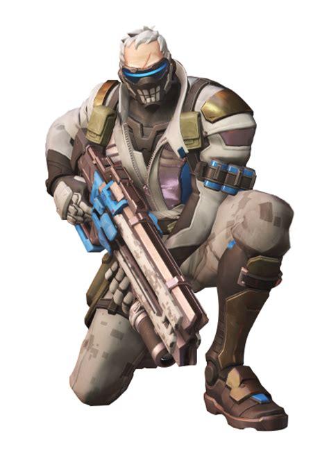 Keychain Soldier 76 Overwatch overwatch soldier 76 render bone updated by akaniya on deviantart