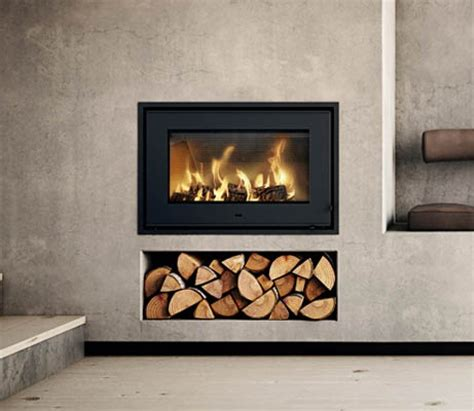 small wood burning fireplace inserts best 25 inset stoves ideas on