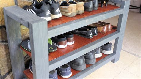 diy shoe shelves shoe rack shelf diy custom